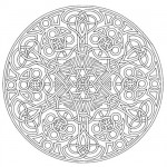 Maxi artefact coloring page